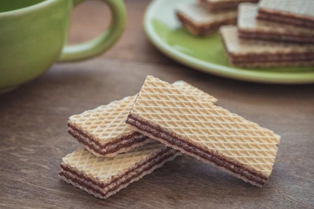 Oreo Dutch Cocoa Wafer, Camilan Renyah Baru yang Berlapis-lapis (88359)