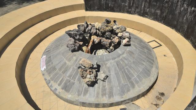 Api Abadi Mrapen Padam karena Pasokan Gas Metana yang Terus Berkurang (166044)