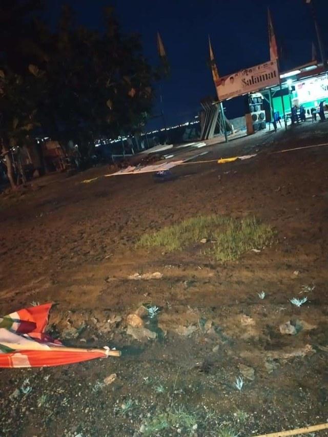 Pilkada Tidore: Posko SALAMAT Diobrak-Abrik OTK (401305)