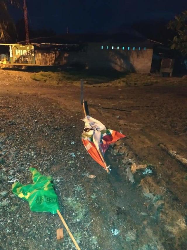 Pilkada Tidore: Posko SALAMAT Diobrak-Abrik OTK (401307)