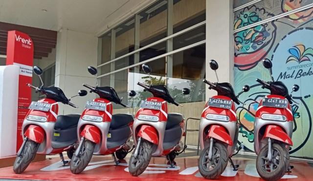 Berapa Ongkos Sewa Motor Listrik Viar Q1 di Jakarta? (171280)