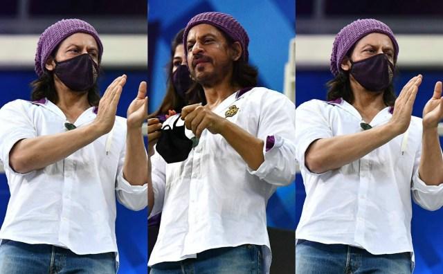 Shah Rukh Khan Tampil dengan Gaya Rambut Baru, Netizen: Seksi Banget! (38568)