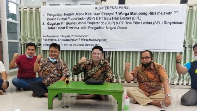 Kisah Warga Mampang Hills Depok yang Digugat karena Tak Bayar Uang Lingkungan (107420)