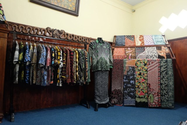 Sejarah Batik Druju, Batik Nasional Kelas Internasional (216889)