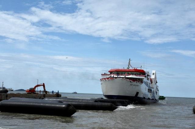 Rakyat Aceh Punya Kapal Motor Penyeberangan, Sejarah Baru Transportasi Laut  (309319)
