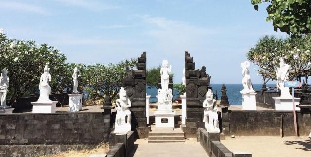 Paduan Wisata Pantai Dan Religi Di Pantai Ngobaran Gunungkidul Kumparan Com