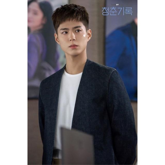 Ada Park Bo Gum, Ini Daftar Aktris dan Aktor Korea Terpopuler di September 2020 (22420)