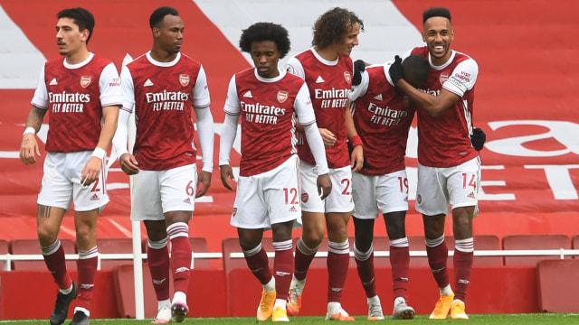 Man City vs Arsenal: Arteta Akan Turunkan Partey dan Tierney? (30239)