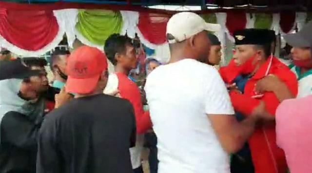 Bawaslu Kepulauan Sula, Maluku Utara, Dalami Dua Kasus dalam Kampanye HT-UMAR (534092)