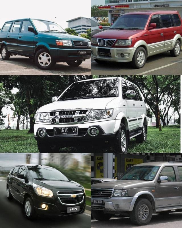 5 Pilihan Mobil Diesel Bekas dengan Harga di Bawah Rp 100 Juta, Apa Saja? (746696)