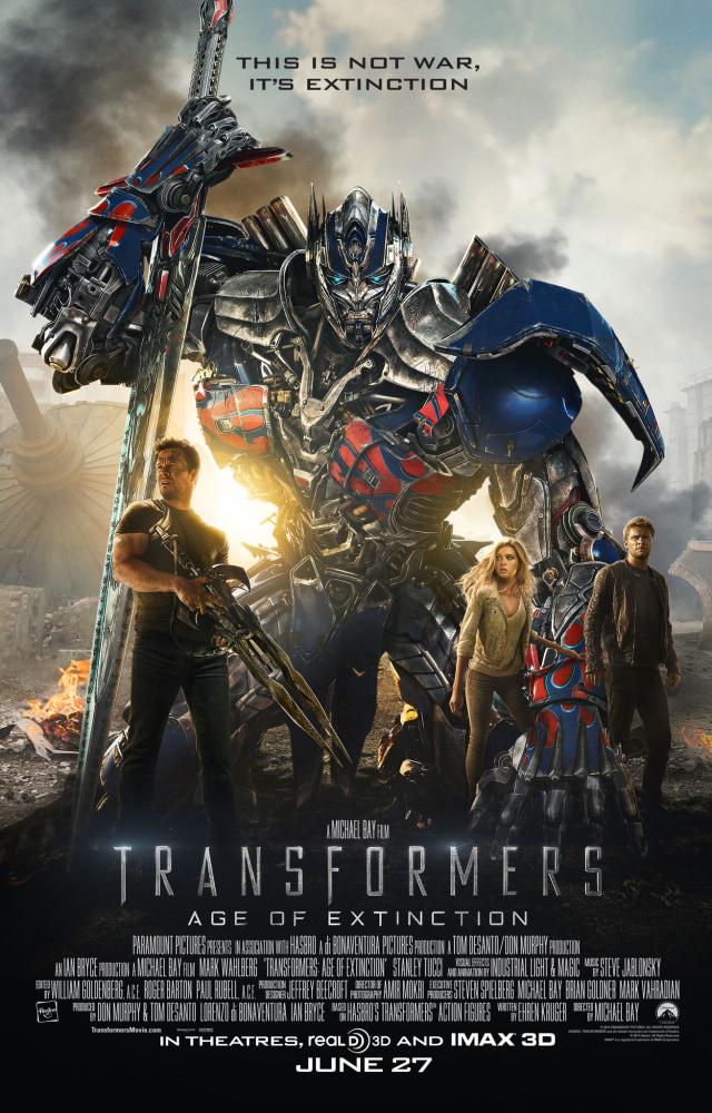 Sinopsis Transformers: Age of Extinction, Tayang di Bioskop Trans TV Malam Ini (34260)