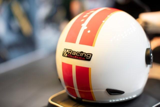 Edisi Terbatas, Helm Retro Race Vespa Racing Sixties Dijual Mulai Rp 1,9 Juta (65763)