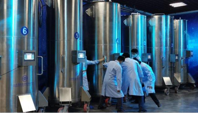 Ilmuwan China Ini Mau Coba Bangkitkan Orang Mati, Simpan Mayat dalam Freezer (164239)