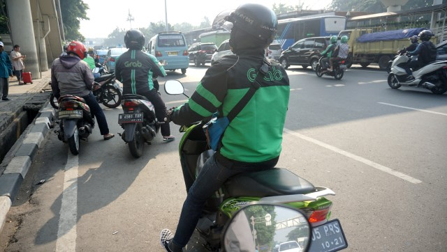 Cerita Kocak Driver Ojol Keburu Jalan Tak Sadar Penumpangnya Ketinggalan (39368)