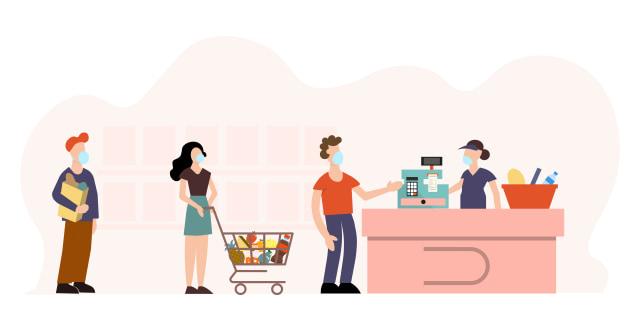 7 Tips Terpenting Saat Belanja di Supermarket Selama Pandemi Menurut CDC (148094)