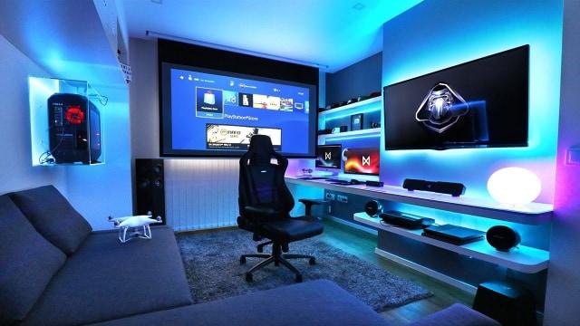 5 Inspirasi Dekor Kamar ala Youtuber Gaming (42709)