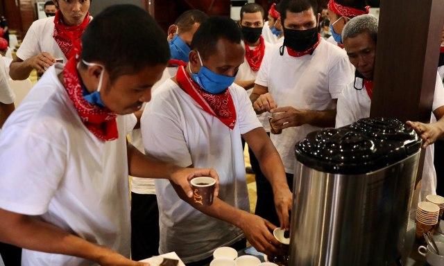 Foto: 51 Nelayan yang Dibebaskan Raja Thailand Tiba di Aceh (6461)