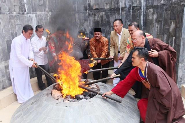 Api Abadi Mrapen yang Kini Tak Lagi Abadi dan Kisah  Sunan Kalijaga (5190)