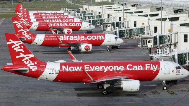 AirAsia Terbang Lebih Awal di Padang, Pekanbaru dan Bandung (13957)