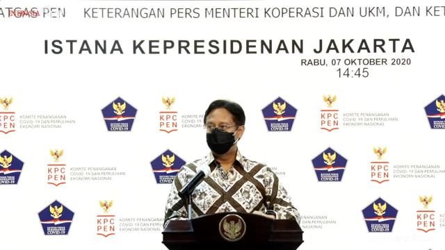 Ketua Satgas PEN: Indonesia Kebut Beli Vaksin Corona dalam Jumlah Besar (121442)