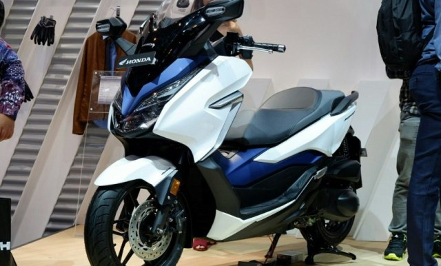 Honda Forza 250 Banting Harga, Diskon Tembus Rp 11 Juta (129139)