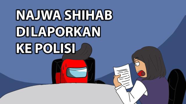 Komik: Najwa Shihab Dilaporkan ke Polisi (484004)