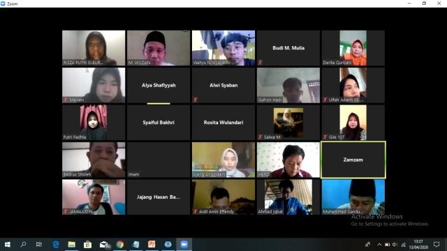 Pembelajaran Jarak Jauh: Efektifkah untuk Mahasiswa? (115432)