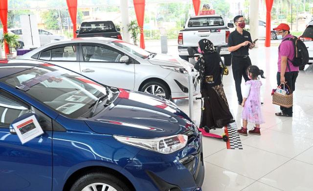 Fakta Pembebasan Pajak Penjualan Mobil Baru di Malaysia (302260)