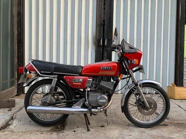 Inilah Motor yang Jadi Cikal Bakal Yamaha RX-King  (1732)