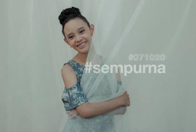 Lirik Lagu Sempurna - Dinda Ghania feat. Andra Ramdhan (264019)