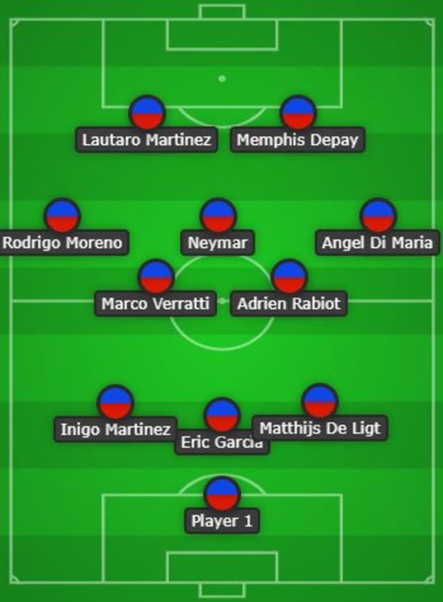 Starting XI Khayalan Barcelona Era Bartomeu, Tangguh tapi Fiktif (9286)