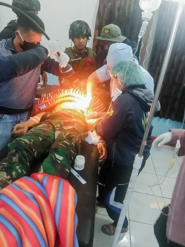 Fakta-fakta Penembakan Rombongan TGPF Bentukan Mahfud MD oleh KKB Papua (134581)