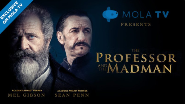 Review Film The Professor and The Madman: Penyusun Kamus Oxford Idap Sakit Jiwa? (220011)