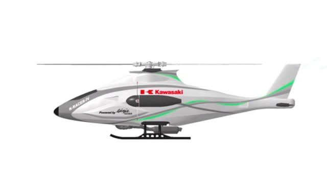 Berita Populer: 4 Cara Motor Matik Awet, Helikopter Mesin Kawasaki H2R (378412)