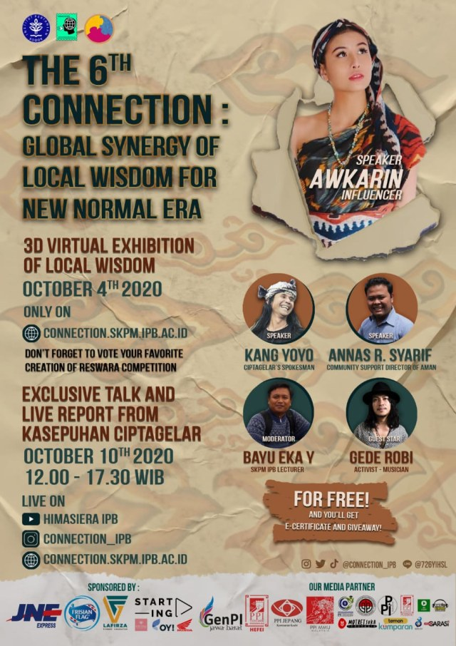 Era Baru The 6th Connection: Angkat Kearifan Lokal Lewat Jelajah Virtual (2)