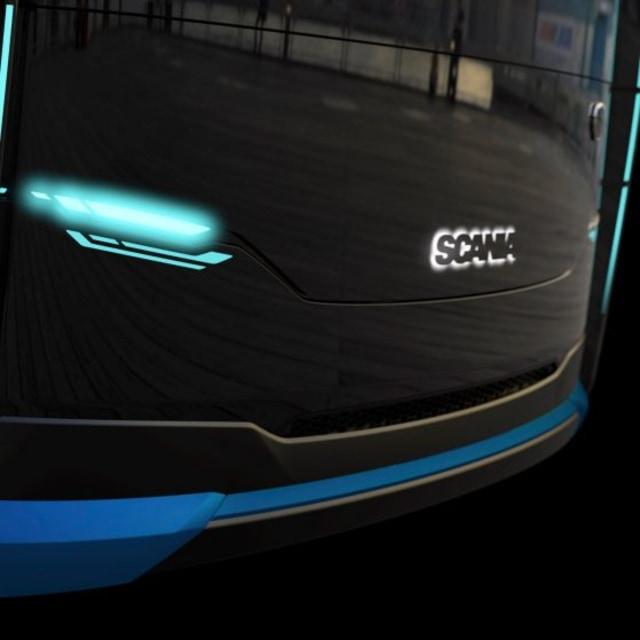 Bus Scania Tak Membutuhkan Sopir di Masa Depan (395212)
