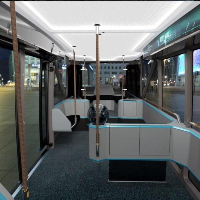 Bus Scania Tak Membutuhkan Sopir di Masa Depan (395213)