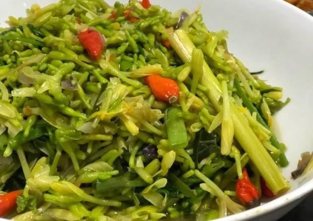 Resep Masakan Oseng Bunga Pepaya Cocok untuk Kamu yang Lagi Diet (22310)