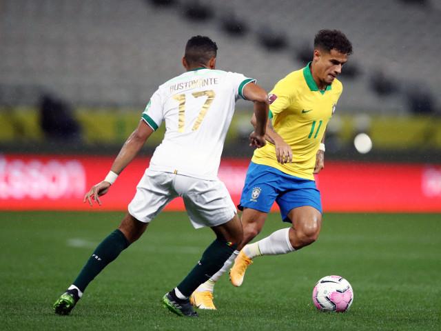 Brasil vs Bolivia: Dua Gol Firmino Bantu Selecao ke Puncak Klasemen CONMEBOL (324446)