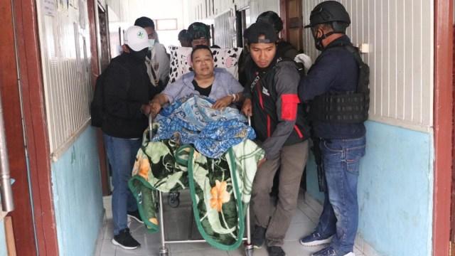 Kondisi Kesehatan Anggota TGPF Intan Jaya yang Ditembaki KKB di Papua Stabil (46778)