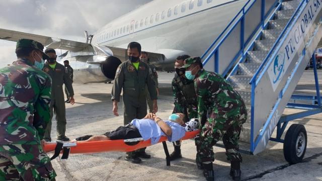 Kondisi Kesehatan Anggota TGPF Intan Jaya yang Ditembaki KKB di Papua Stabil (46779)