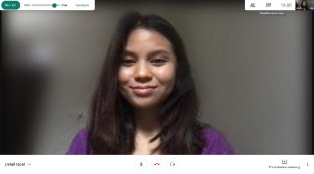 Cara Bikin Background Blur saat Video Call Google Meet (2)