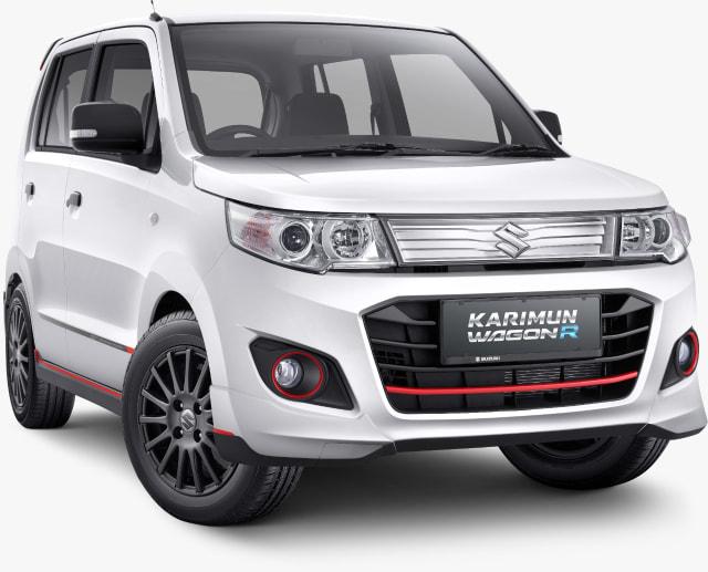 Sudah Tahu Arti Karimun pada Mobil Suzuki? (35618)