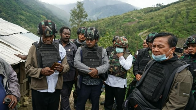 TGPF Intan Jaya Periksa 42 Saksi Penembakan di Hitadipa, 16 Di Antaranya TNI (79491)