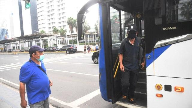 Satgas: Tingkat Penularan Corona di Bus Lebih Tinggi Dibandingkan MRT (293170)