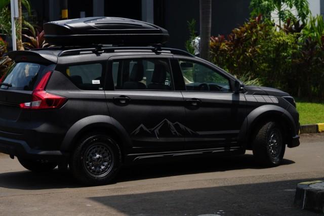 Rincian Biaya Modifikasi Suzuki XL7 Adventure (211064)
