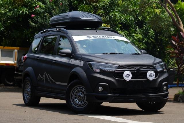 Rincian Biaya Modifikasi Suzuki XL7 Adventure (211062)