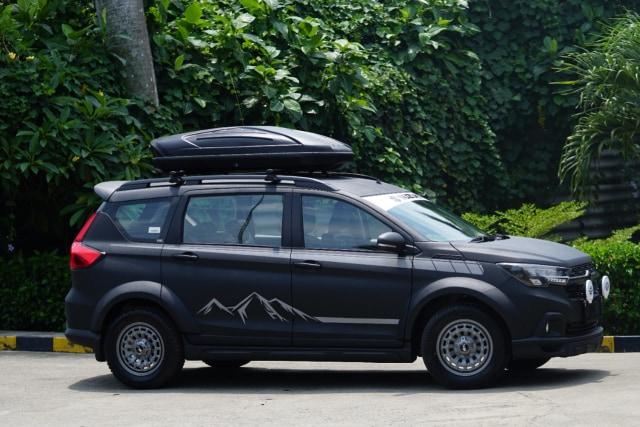 Rincian Biaya Modifikasi Suzuki XL7 Adventure (211060)