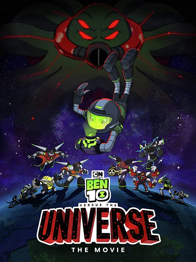 Ben 10 vs The Universe: The Movie, Kisah Laga dan Komedi yang Pas untuk Anak (167346)