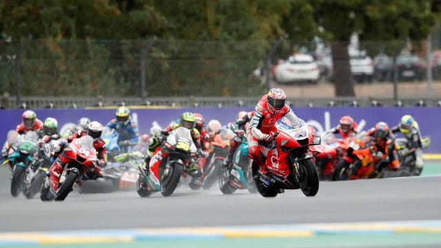 Media Asing Nilai Peluang Mandalika Jadi Tuan Rumah MotoGP 2021 Tipis (70928)